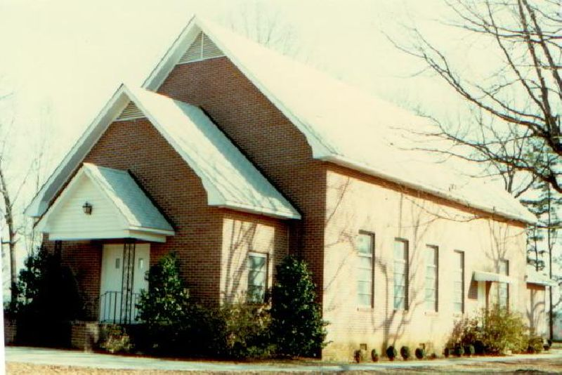 Crooked Creek Primitive Baptist Church